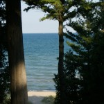 lake huron view